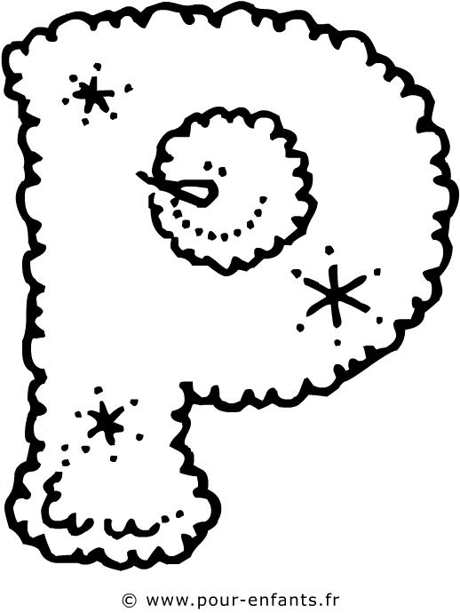 Image de lettre alphabet en mandala - Alphabet noel ...