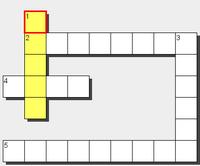 Mots crois s de noel jeux exercices de mots crois s en - Mots croises en ligne grille quotidienne ...